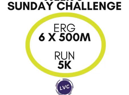 HSOBC Saturday Challenge: 25th April 2020