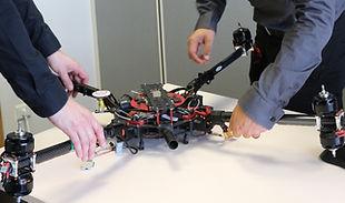 Mise à jour, Upgrade Drone IKAR
