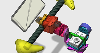 Création et impression 3D de pièces spécifiques