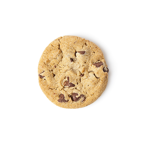 Chocolate Chip Cookies to bake (x10) - HK$ 4/pc