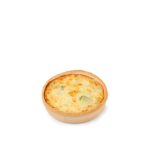 Small Leek Quiches (x4) - HK$ 13.5/quiche