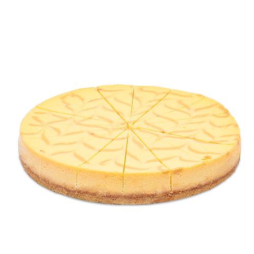 Salted Caramel Cheesecake (x1) - HK$ 280/cake
