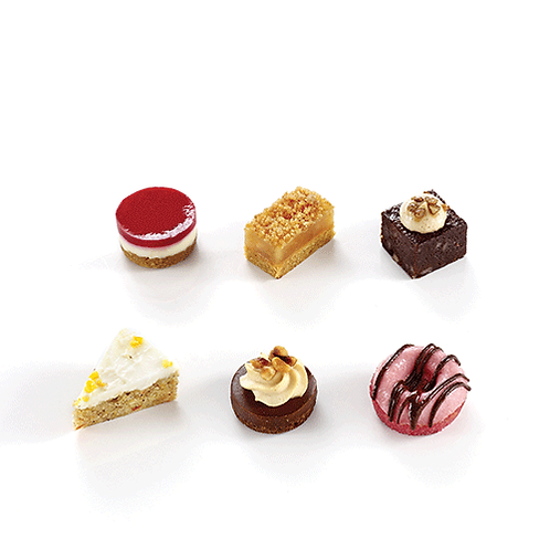 Paris-New York Petits fours (x48) - HK$ 8.5/pc