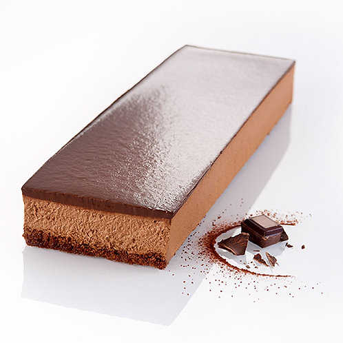 [Temporarily Out Of Stock]Chocolate Fondant Bande (x1) - HK$ 120/cake