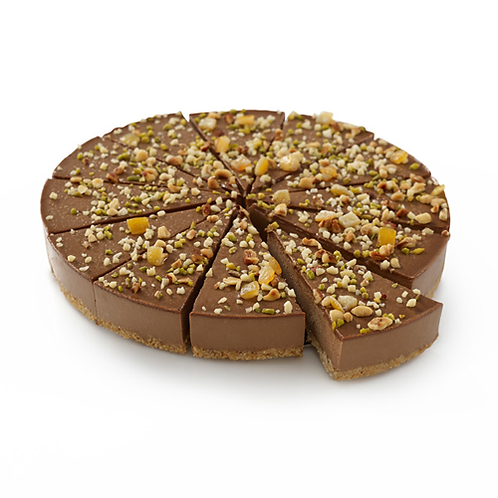 Hazelnut & Chocolate Cake (x1) - HK$ 237.1/cake