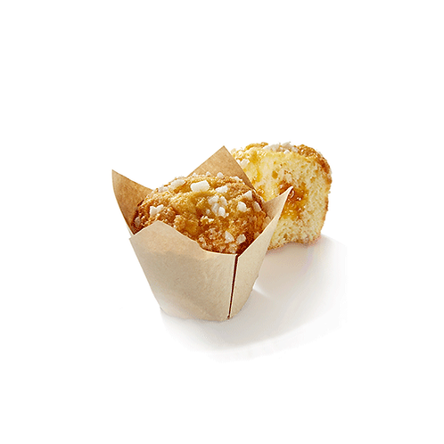 Vanilla Muffin with Apricot filling (x20) - HK$ 10.7/pc
