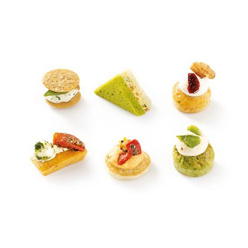 Vegetarian canapes (x54) - HK$ 9.2/pc