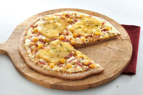 Bacon & Raclette cheese Pizza
