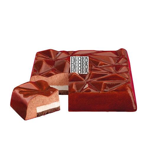 Chocolate Square dessert (x1) - HK$ 140/cake
