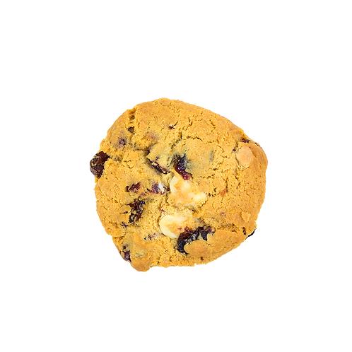 Raspberry & White Choco Cookies to bake (x10) - HK$ 4/pc