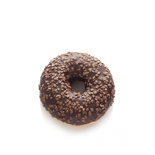 Big Chocolate Donuts (x4) - HK$ 6.25/pc