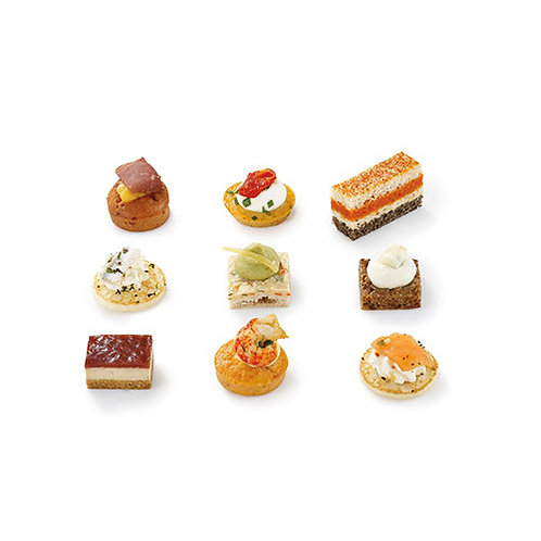 Tradition Canapes (x54) - HK$ 8.7/pc