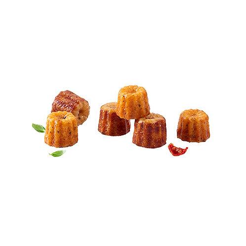 Mini savoury caneles (x60) - HK$ 3.4/pc