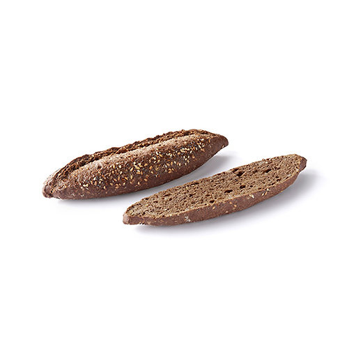 Rye and Cereals Half Baguette (x2) - HK$ 11/pc