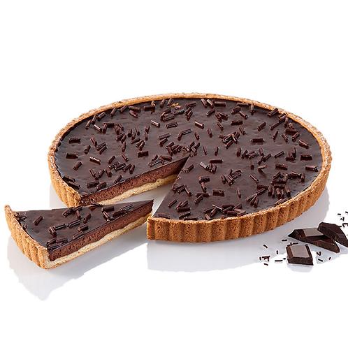 Chocolate Tart 'Grand Arôme' (x1) - HK$ 130/tart