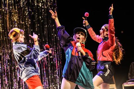 Polly (The Heatbreak Opera) Greenwich Theatre, 2020