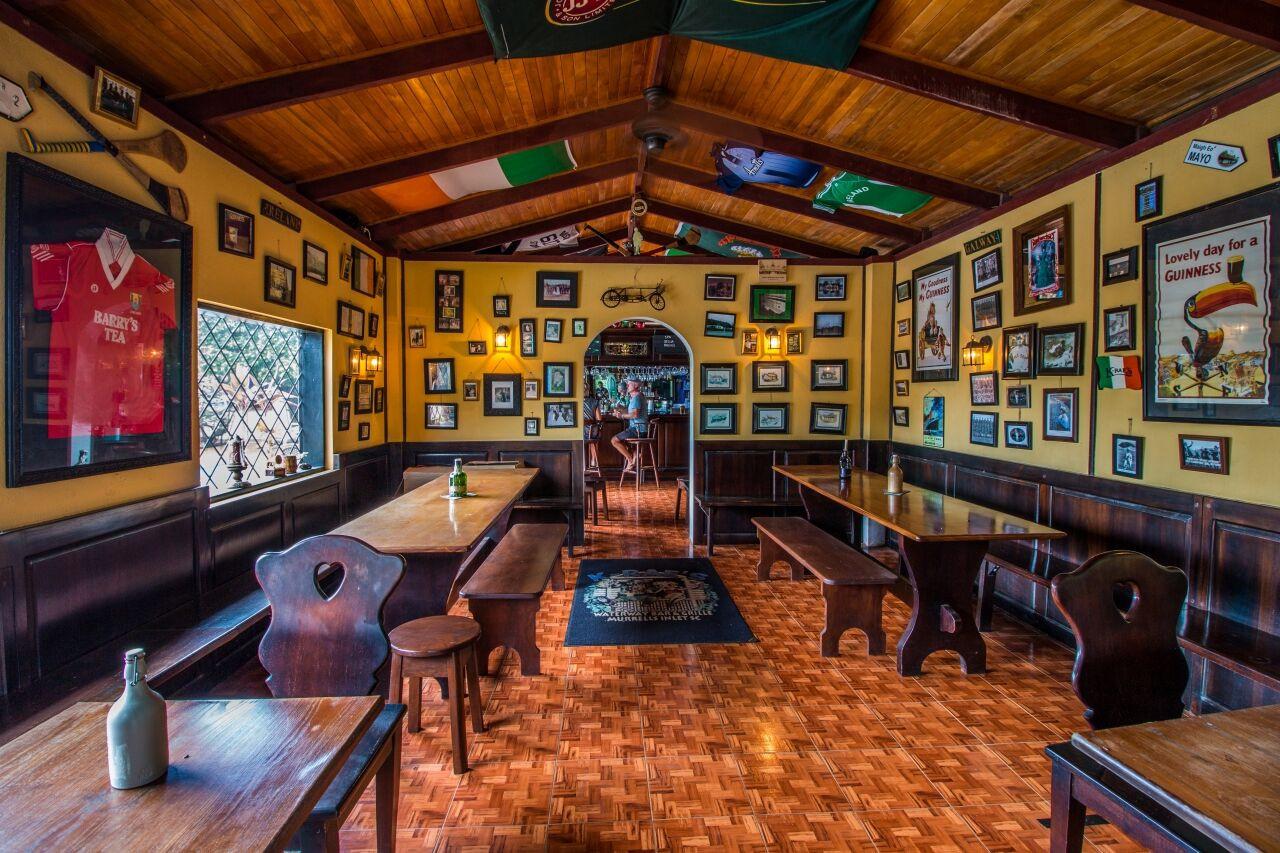 Authentic Irish Pub