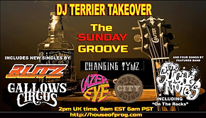 Changing Tymz The Sunday groove houseofprog.com