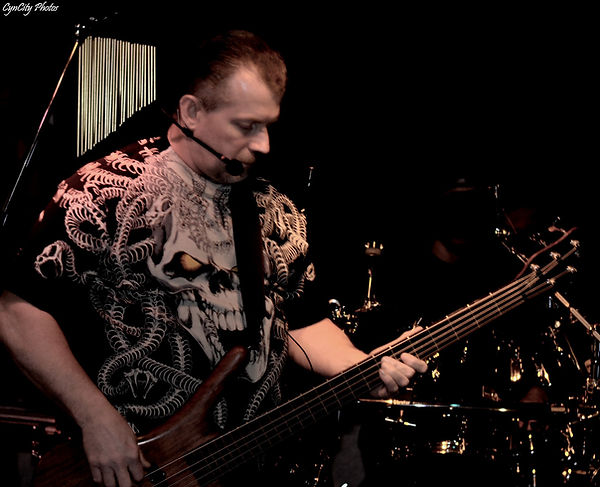 Bryan McQuade - Bass & Backing Vocals