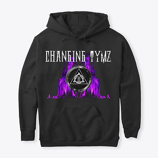 Changing Tymz Pullover Hoodie