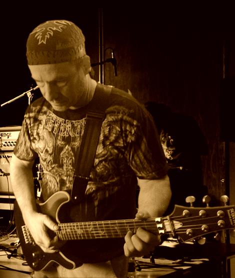 Eric Fenton - Guitars