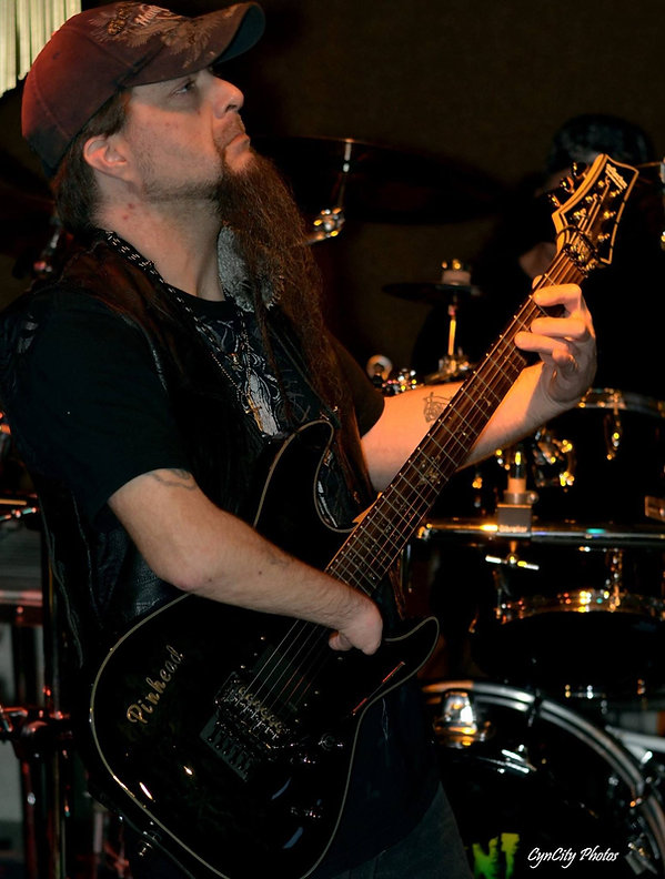 Timmy Wysong - Guitars & Backing Vocals