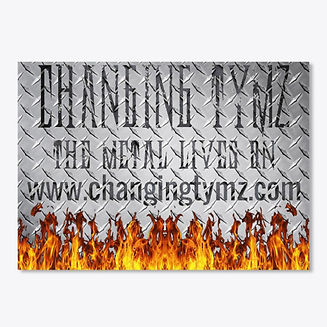 Changing Tymz Custom Sticker