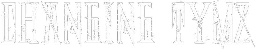 Changing Tymz White Logo