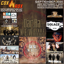 Changing Tymz Cox rox