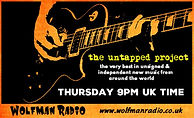 Changing Tymz The untapped project Wolfman radio wolfmanradio.co.uk