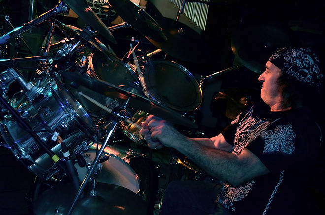 Tony Rossi - Drums & Percussion
