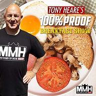Changing Tymz Midland MetalHeads Tony Heare's 100%PROOF Breakfast show