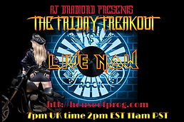 Changing Tymz House of Prog The Friday Freakout