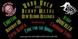Changing Tymz ROCK and ROLL Cafe PURE ROCK RADIO