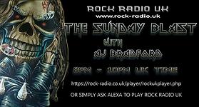 Changing Tymz Rock radio UK The Sunday Blast
