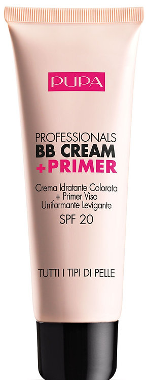 BB Cream + Primer | All Skin Types