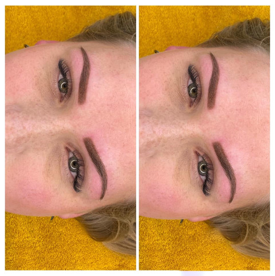 Ombre Brows