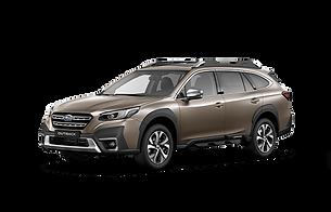 De volledig nieuwe Outback 2021 Premium