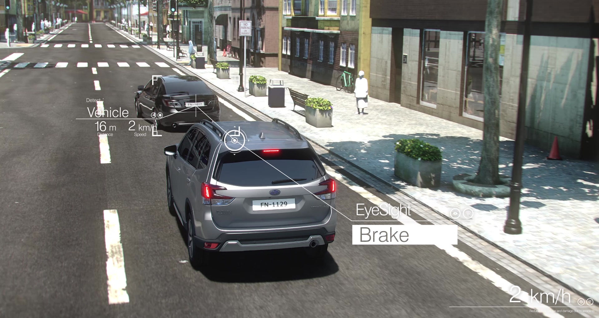 Emergency Braking Assist