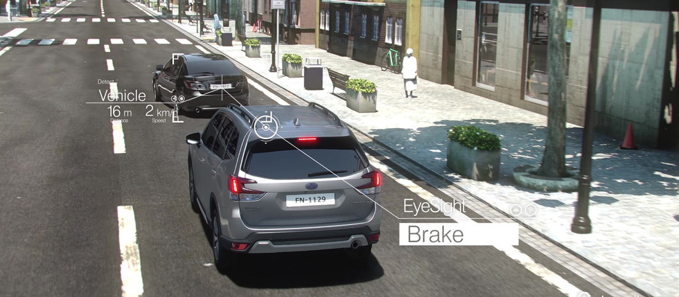 Emergency Braking System