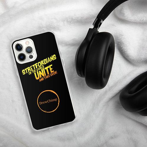 Stretfordians Unite iPhone Case