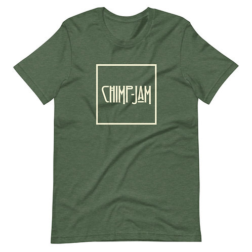 Chimp Zep Short-Sleeve Unisex T-Shirt