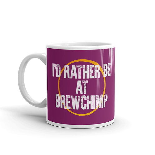 I'd Rather Be... Blush Mug