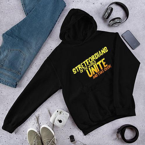 Stretfordians Unite Unisex Hoodie