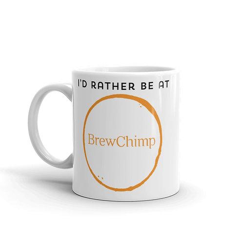 I'd Rather Be... Mug