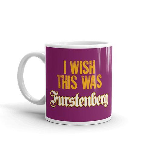 I Wish This Was... Blush Mug