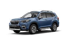 De nieuwe Subaru Forester Comfort 2021