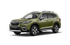 De nieuwe Subaru Forester Premium 2021