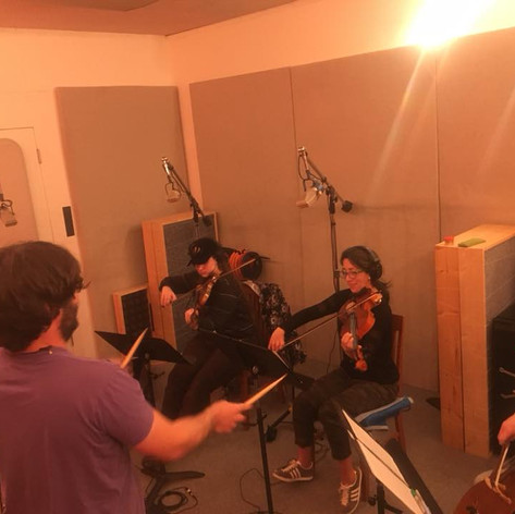 Recording strings