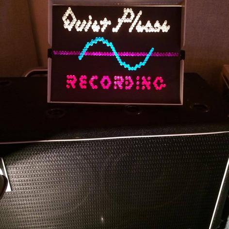 Quiet Please Recording